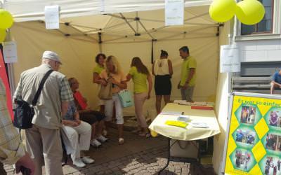 Hessische Gesundheitstage in Wiesbaden